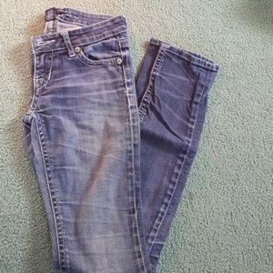 Vanity skinny jeans